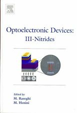 Optoelectronic Devices edited by Henini and Razeghi Elsevier Science Publishers