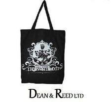"TWILIGHT - NEW MOON ""CREST"" BLACK TOTE / SHOPPER BAG"