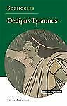 Sophocles: Oedipus Tyrannus (Plays in Production) by Macintosh, Fiona