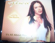 Tracie Spencer (The Roots Remix) It's All About You (Not About Me) Aust CD Singl