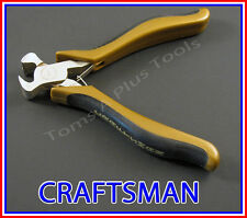 CRAFTSMAN PROFESSIONAL TOOLS End Nipper Cutting Pliers 45667  (FREE SHIPPING)