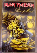 Iron Maiden - Piece of Mind - Castle Records 1995 Vintage - Cassette - Brand NEW