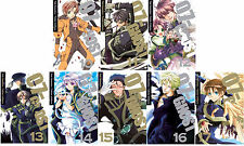 07-GHOST Series MANGA by Yukino Ichihara Collection Set Volumes 10-17!