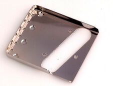 "Tele® Short Treble Side Bridge 0.60""Stainless Steel Satin Polished-Made in USA-"