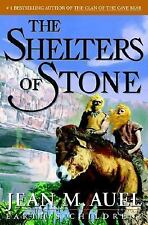The Shelters of Stone (Earth's Children, Book 5) by Jean M. Auel, Good Book