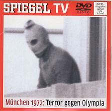 Spiegel TV DVD Nr. 35 -- München 1972: Terror gegen Olympia
