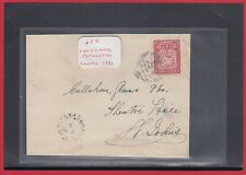 NFLD St. Leonards 1908 Canada cover