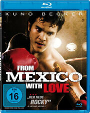 From Mexico with Love NEW Cult Blu-Ray Disc Jimmy Nickerson Kuno Becker S. Bauer
