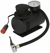 12V MINI COMPACT AIR COMPRESSOR 250 PSI CIGARETTE BIKE CAR VAN TYRE INFLATOR