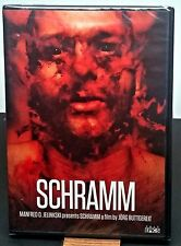 SCHRAMM ~ Jörg Buttgereit ~ Mind of a serial killer ~ NEW SEALED DVD REGION 1