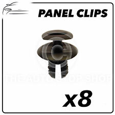 Panel Clip Seat Ibiza Range/Mii Volkswagen UP Skoda Citigo Trim Clips 8pk 11960