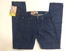 Naked & Famous Men Jeans 014033 Weird Guy Lightweight Linen Blend size 36