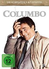 3 DVDs * COLUMBO - 6.& 7. STAFFEL |  PETER FALK # NEU OVP