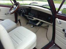 Le tre guarnizioni dei tubi di riscaldamento MINI - Mini Austin Rover Cooper