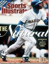 May 7, 1990 Ken Griffey, Jr. Seattle Mariners Sports Illustrated A