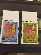 Iraq MNH Stamps 2011 Anti tuberculosis