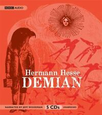 Demian by Hermann Hesse (2008, CD, Unabridged) Brand New