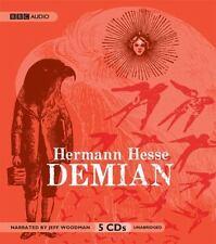 Demian by Hermann Hesse (2008, CD, Unabridged) Brand New