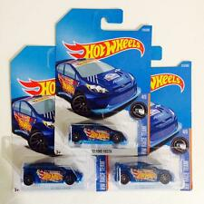 HOTWHEELS '12 FORD FIESTA - HOTWHEELS THEME - HOT