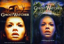 GHOST WATCHER 1 & 2: Haunted House Horror- NEW 2 DVD