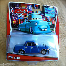 Disney PIXAR Cars ITO SAN as seen in TOKYO MATER diecast Mater's Tall Tales TOON