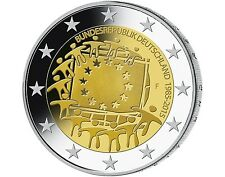 Germany 2015 30 Years Europe Flag - European Flag Mz For