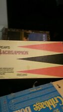 Vintage Backgammon Set made by Spears Games in very good condition