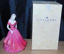 Coalport Ladies Of Fashion Belinda Figurine Boxed