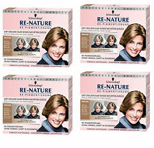 Schwarzkopf Re-Nature Women Medium Re-Pigmentierung 4x150ml #604