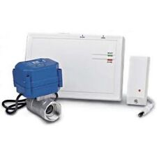 Visonic MCW570 Complete Whole House Water Shut-Off Kit, Leak, Water detection