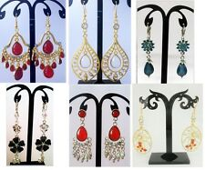 A-27 Wholesale Jewelry lot 10 pairs Chandelier Drop Dangle Fashion Earrings