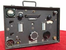 TORN EB  WWII RADIO RECEIVER EMPFANGER TORNISTER E B TELEFUNKEN WW2 DONKEY