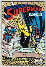 SUPERMAN POCHE - N°5 - 1977 - VENTE CARITATIVE ASSOCIATION L'ATTITUDE TERRE