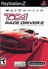 ToCA Race Driver 2: The Ultimate Racing Simulator (PlayStation 2, 2004) A500