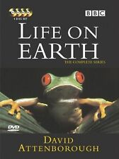 Life on Earth 1979 Sir David Attenborough Complete Collection Series DVD UK R2