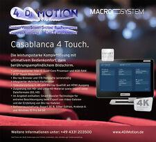 !! NEU !! MacroSystem Casa4Touch !! BOGART 8.3 Arabesk 7 - Sonderangebot !!!
