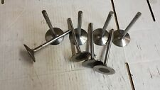 396 427 454 CHEVY INTAKE VALVES 2.19 3/8 STEM STOCK LENGTH SET OF 8 U.S.A. MADE