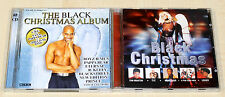3 CD SET - BLACK CHRISTMAS ALBUM - TONI BRAXTON TLC USHER R.KELLY BLACKSTREET