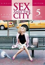 GUC Sex and the City Season 5 Disc 1 Episode 1,2,3,4