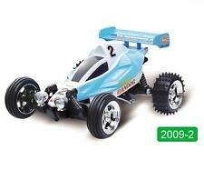 1:52 Remote Control Car Mini RC KART Racing BUGGY - Color BLUE - US Seller