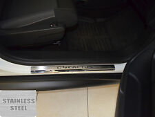 Citroen C4 CACTUS 2014- Stainless Steel Door Sill Entry Guard Covers Trim