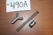 1985 Honda ATC 200S Rear Brake Adjusting Hardware 85