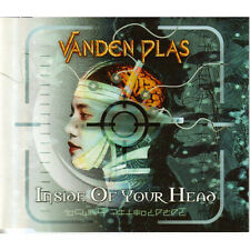 Vanden Plas - Inside Of Your Head MAXI CD OVP
