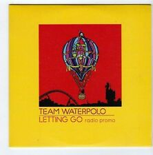 (FA589) Team Waterpolo, Letting Go - 2009 DJ CD