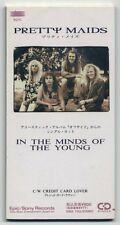 "Pretty Maids - In The Minds Of The Young / Credit Card Lover 3"" JAPAN CD SINGLE"