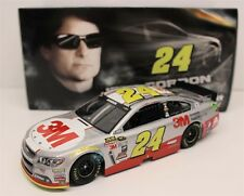 NASCAR ACTION 2015 JEFF GORDON #24 3M RACE DAY 1/24 DIECAST CAR