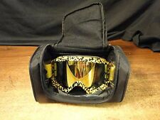 Oakley Motorcross, Riding, Cycling, Snow Goggles, Yellow Lens, with Case