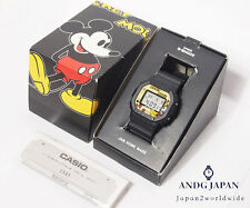 G-SHOCK Mickey Mouse x JAM HOME MADE x SHIPS JET BLUE DW-5600 Japan Rare