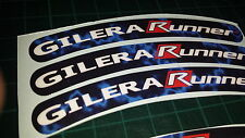 Gilera Runner Rim tape Wheel stickers EXCLUSIVE 50, 125. 172, 180 183 sp vx st D
