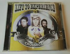 Lift To Experience -The Texas Jerusalem Crossroads 2 CD Psych Rock 2001 2cd rare